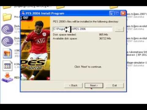 Kako skinuti patch za pes 2008 download