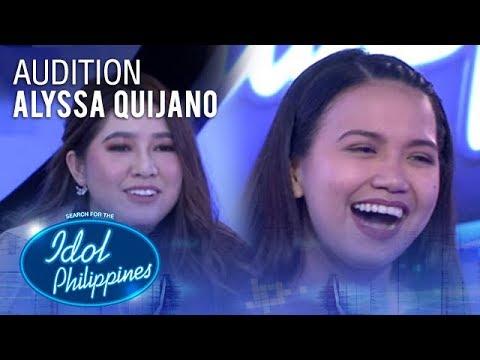 Alyssa Quijano - Araw-Gabi | Idol Philippines 2019 Auditions