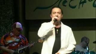 Обложка Гарик Кричевский LIVE в Питере 2006г