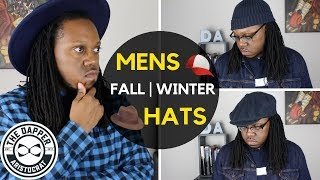 Best Mens Hats for Fall and Winter | Hats Every Man Should Wear