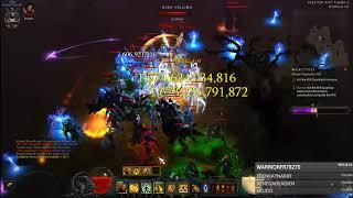 Diablo 3 | GR140 Solo Monk | Rank 1 EU (Swk Tempest Rush)