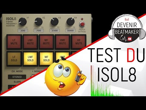 TEST du ISOL8 de TBProAudio (GRATUIT)