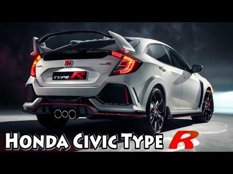 2017 Honda Civic Type R 1st Look