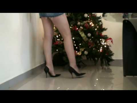 DANA LABO catwalk in boots over knee and corset leggings from YouTube · Duration:  3 minutes 16 seconds