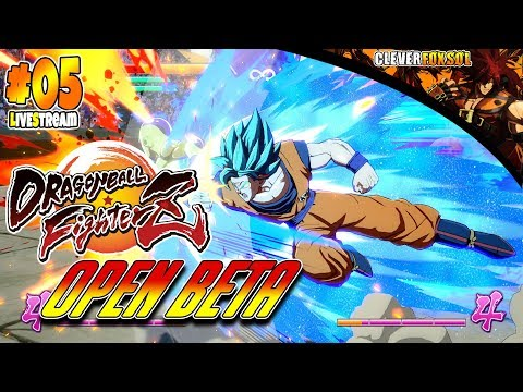 DragonBall FighterZ - NETWORK SIMULATOR {PS4}| #05 Live Stream