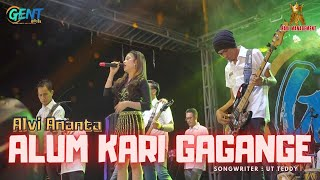 ALUM KARI GAGANGE - ALVI ANANTA (Official Music Video) RAVI OFFICIAL