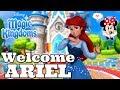 WELCOME PRINCESS ARIEL! Disney Magic Kingdoms | Gameplay Walkthrough Ep.320