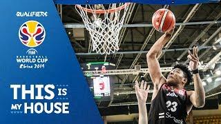 Top 25 Dunks - Window 4 - FIBA Basketball World Cup 2019 Qualifiers