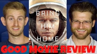 THE MARTIAN - Good Movie Review (SPOILER FREE!)