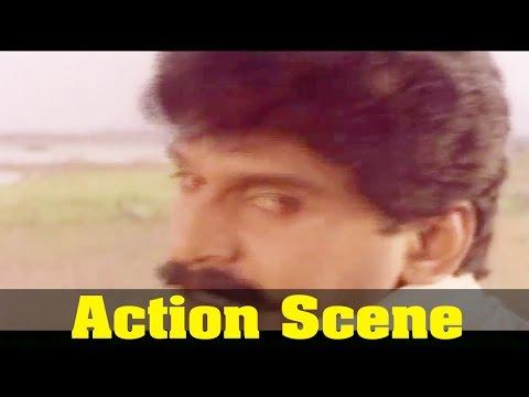 Thamarai Movie : Rajesh, And Napoleon, Action Scene