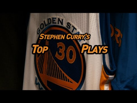 Stephen Curry's Top 30 Plays of the...