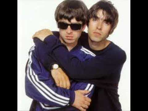 Oasis - Fade Away - Warchild Version