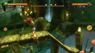 Doritos Crash Course 2 -- Amazon Jungle 4. Trap-oline Trials  (Completion)
