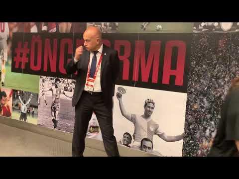 Başakşehir maçının ardından Fatih Terim (19.05.2019)