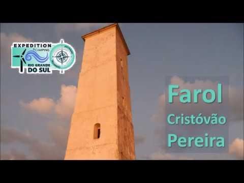 Farol Cristóvão Pereira - Mostardas, RS