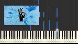 Baixar Perfect - Ed Sheeran piano tutorial (FREE SHEET AND MIDI DOWNLOAD)