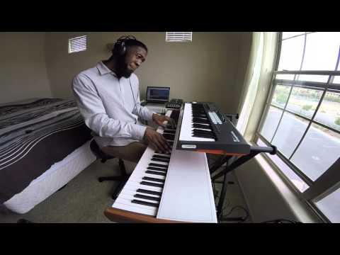 Israel Houghton - No Turning Back (Keyboard Cover)