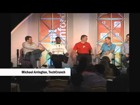 Michael Arrington, Robert Scoble and Quentin Hardy on Blogs and Media - Summit at Stanford 2010