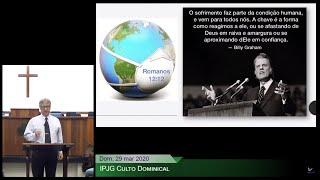 Culto Dominical - Mensagem em Romanos 12.12