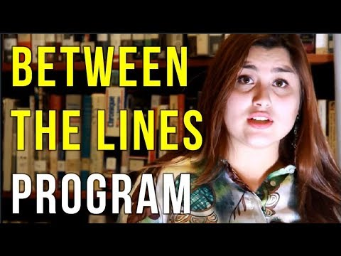 Between the Lines Program