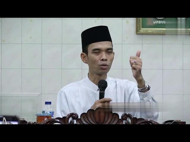 Mengapa Nabi Melarang Ali Berpoligami ?   Ust. Abdul Somad, Lc. MA