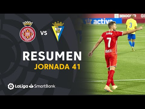 Girona Cadiz Goals And Highlights