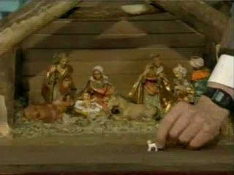 Mr Bean Nativity Scene Youtube