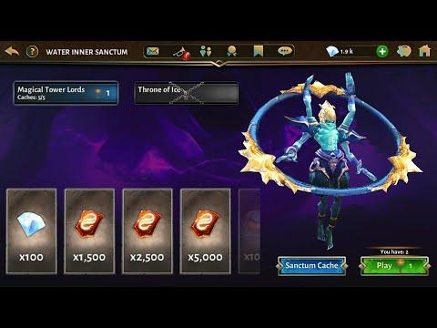 Dungeon Hunter 5 - Inner Sanctum Water Final 1 - Arrow
