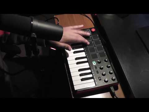 How to Make a Beat from Scratch Using MIDI Keyboard