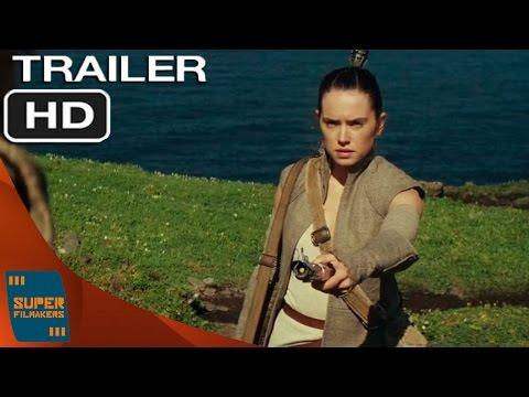ver La guerra de las galaxias: Episodio VIII (Star Wars: Episode VIII) Trailer Oficial HD