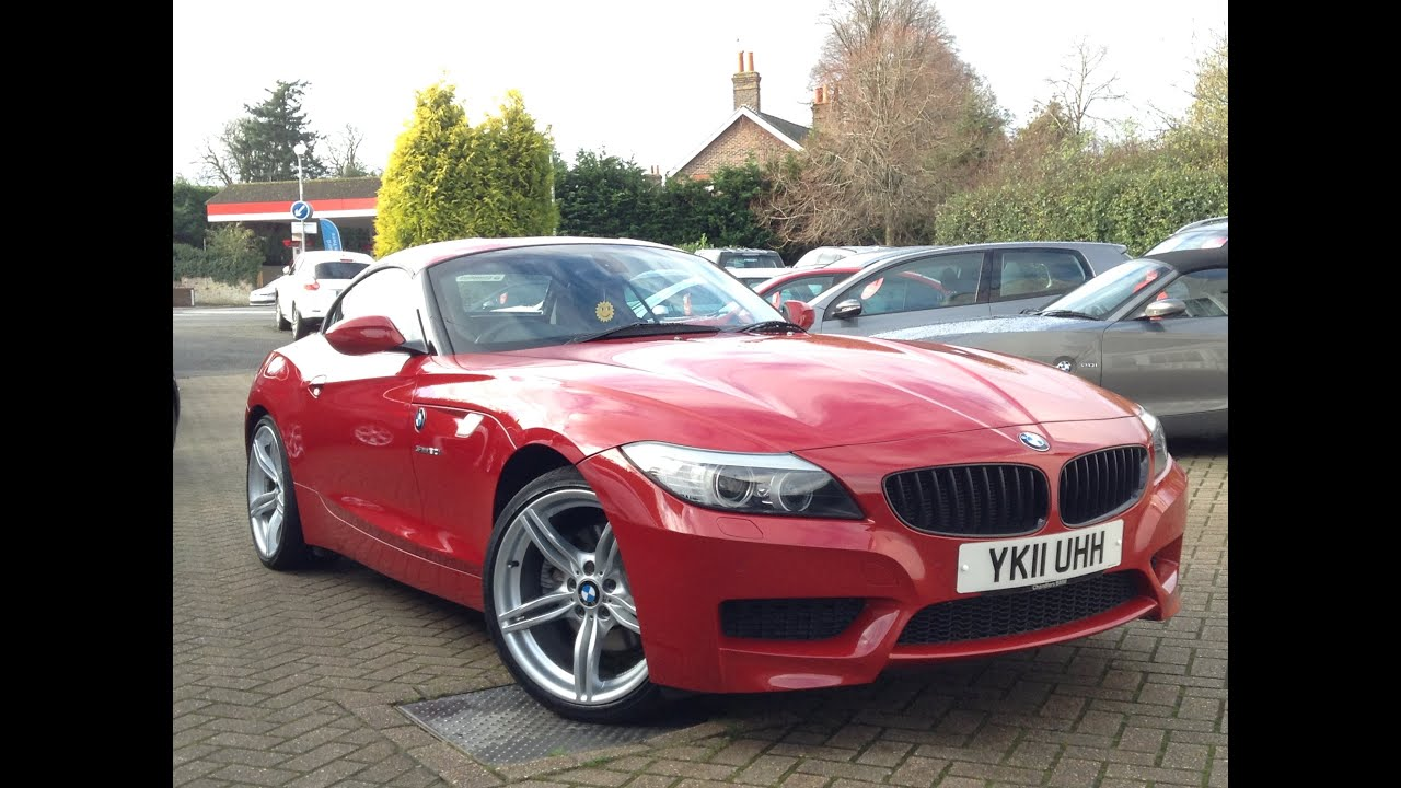 Bmw Z4 3 0 Sdrive30i M Sport 2dr For Sale At Cmc Cars Near Brighton Sussex Youtube