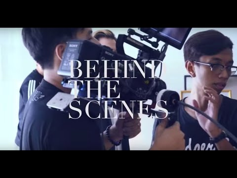 The Sam Willows - All Time High MV (Behind The Scenes)