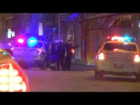 VIOLENT DOWNTOWN BAR BREAK | ANCHORAGE, ALASKA