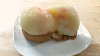 整顆水蜜桃塔 whole peach tart
