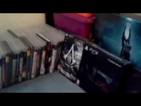 ma collection de jeux PS3 (2014)