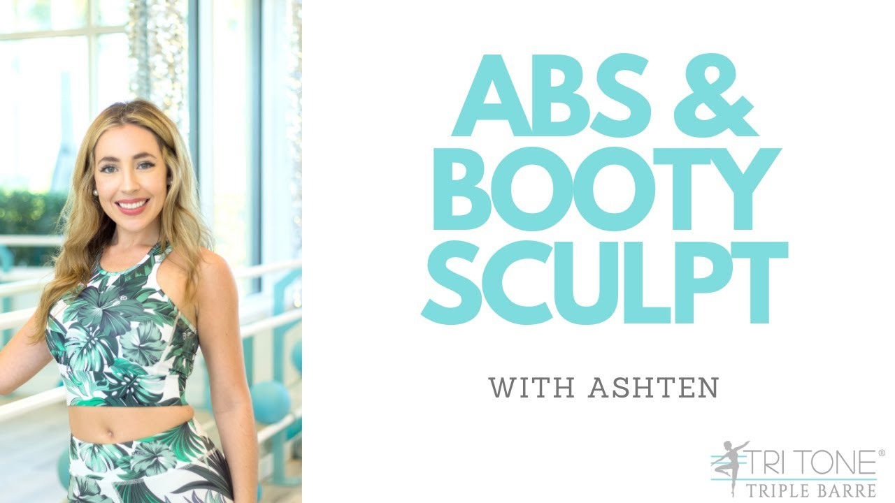 FULL Virtual Abs and Booty Dance Sculpt with Ashten