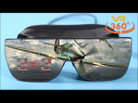 303 Squadron: Battle of Britain VR 360° 4K Virtual Reality Gameplay |