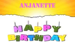 Anjanette   Wishes & Mensajes
