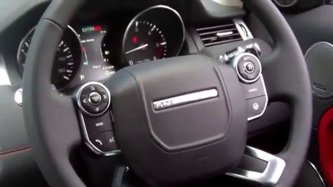 Will A Range Rover L405 Steering Wheel Fit On A Range Rover Evoque