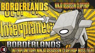 Borderlands: Claptrap