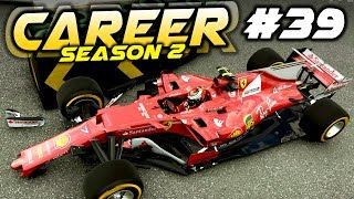 F1 2017 Career Mode Part 39: BIG MOMENT FOR CHAMPIONSHIP!