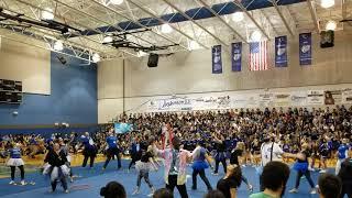 Ida S Baker High School The Greatest Showman Homecoming Pep Rally Performance