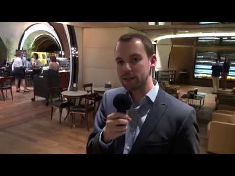 Die Istanbul Lounge - CIP-Lounge - Istanbul Atatürk Airport - Flughafen - Vorstellung - 2015