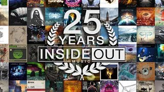 InsideOutMusic 25th Anniversary Compilation Pt. I