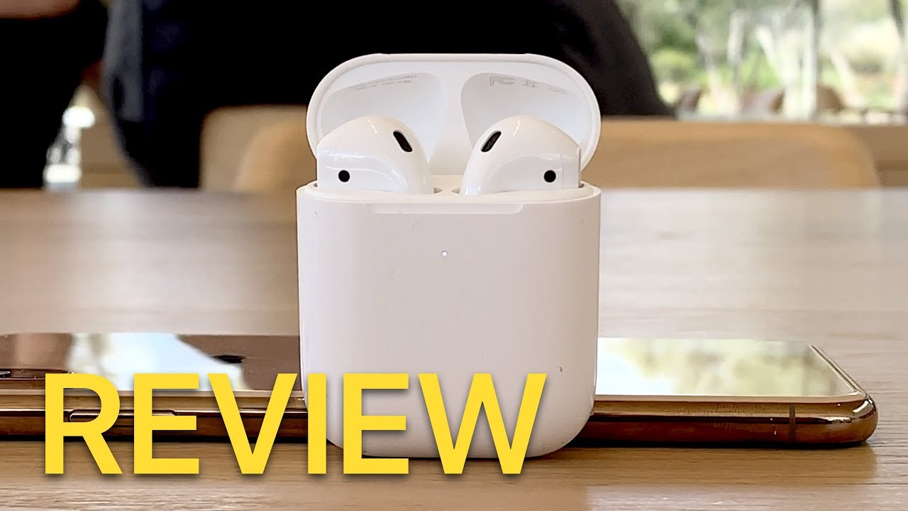 Airpods 2 2019 Review 10 Days Later Imore