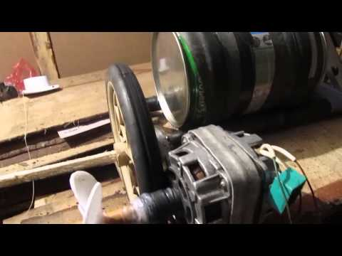 Ball Mill V1.1 / шаровая мельница
