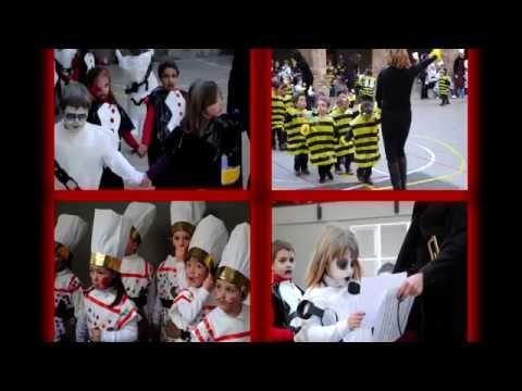 Carnaval d'Infantil Col·legi Sant Miquel 2012