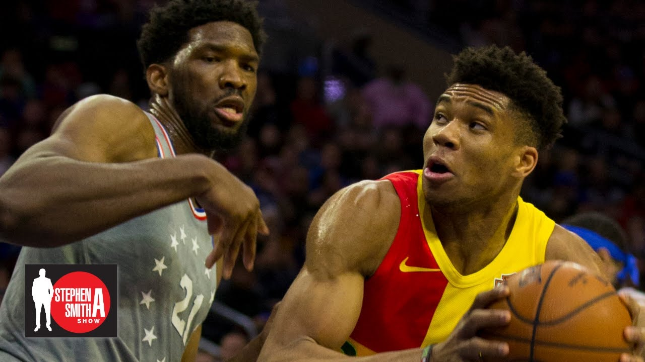 Star big man Joel Embiid excited for Sixers and their 'bright future'