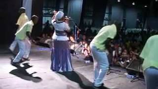 Winnie Mashaba Live in Botswana - Fela ke kgopela matla Morena