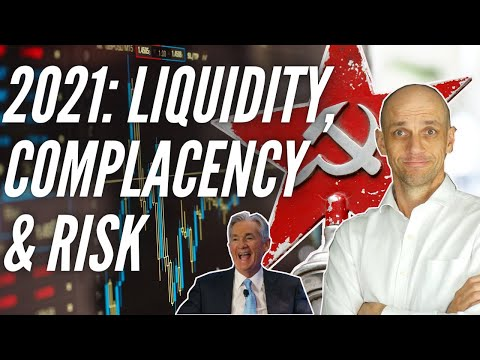 The Consequences of Excess Liquidity: Sovietization & Complacency